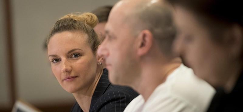 Elmagyarázta Hosszú Katinka, mi történt a Duna Arénában
