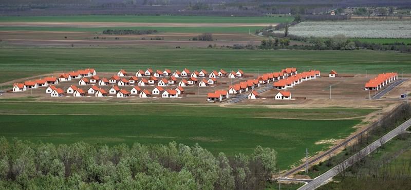 Az ócsai lakóparkról is Gyurcsány jut eszébe a Fidesznek