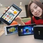 Lehullt a lepel az LG Optimus 3D Cube-ról! Részletek és fotók!