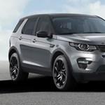 Eltűnik a Land Rover Freelander, itt a Discovery Sport