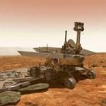 Nem válaszol a homokba fulladt Mars-járó