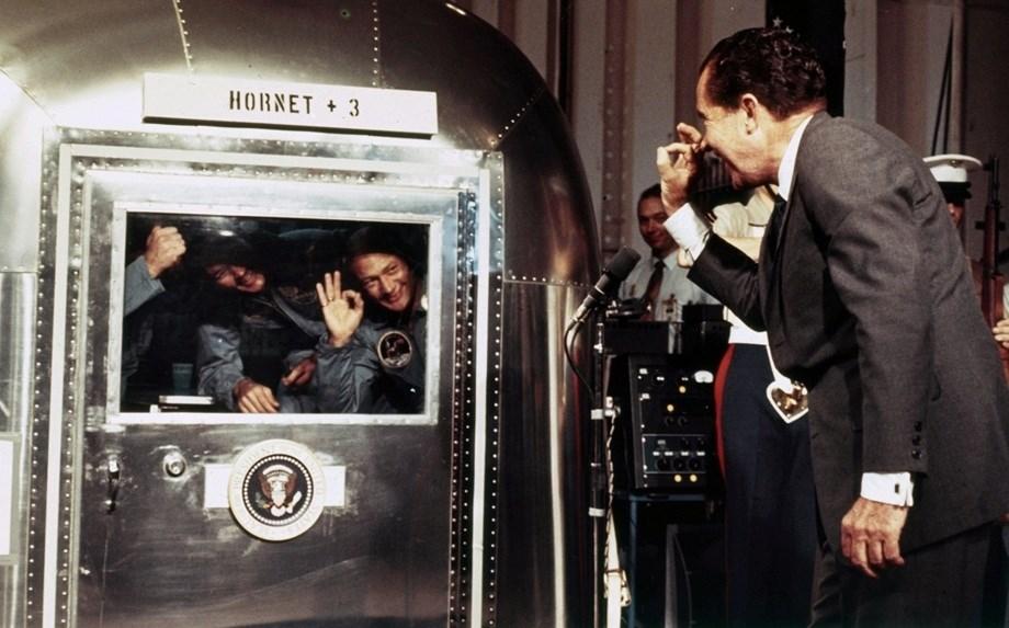 100 éve született Tricky Dicky, az egyetlen bukott amerikai elnök - Nagyítás-fotógaléria