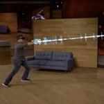 Látnia kell videón: ezekre mind képes a Microsoft csodaszemüvege