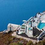 Elbűvölő luxus menedék Santorini szigetén - olcsón