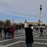 Fejenként 500 ezer forintra büntették a vasárnapi tüntetés szervezőit