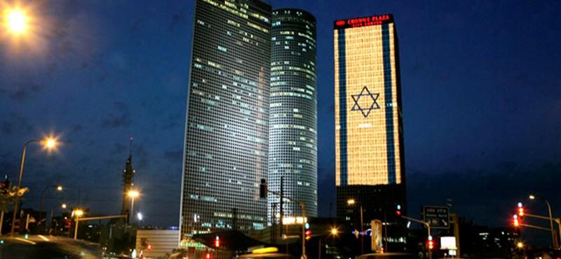 Izrael felfüggesztette az adóbevételek átutalását a palesztinoknak