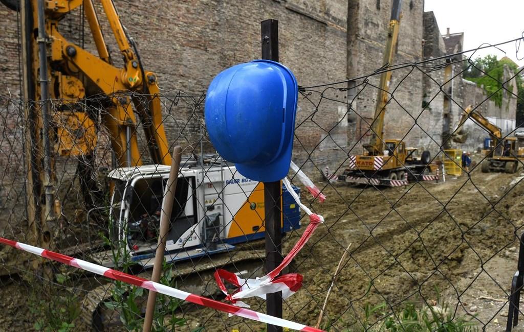 A budapesti lakásépítések több, mint felét nem tudják határidőre befejezni