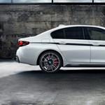 Ezekkel a kiegészítőkkel lesz igazán vad a frissített BMW M5