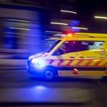 Van mentőállomás, ahol szinte mindenki koronavírusos