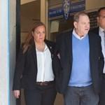 Vége: Letartóztatták Harvey Weinsteint