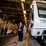 Átment a samponos teszten a felújított metrókocsi