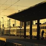 Újabb lepukkant részt újítanak fel a debreceni vasútvonalból