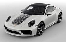 2,5 millióért ad egy ujjlenyomatot a Porsche