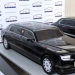Jövőre érkezik Putyin új elnöki limuzinja