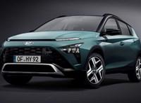 Újabb kis SUV a piacon: itt a Hyundai Bayon