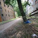 Már a Dzsumbuj utolsó házait bontják Ferencvárosban