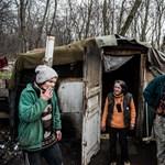 Több időt töltöttek közterületen a fővárosi hajléktalanok