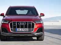 Hazánkban a legújabb Audi Q7, ami 286 lóerővel indít