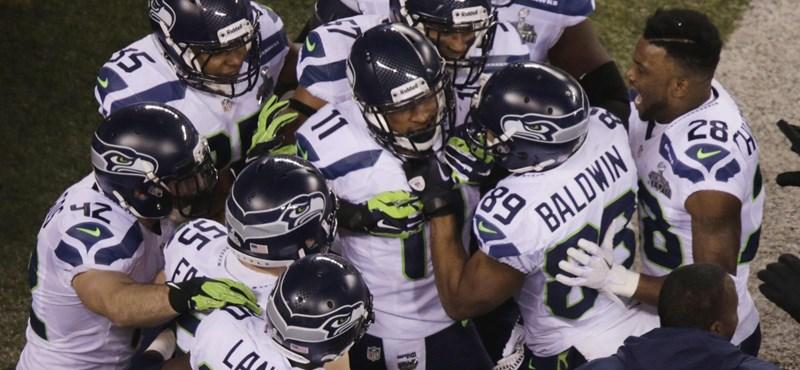 Íme, a Super Bowl legnagyobb pillanatai - fotók