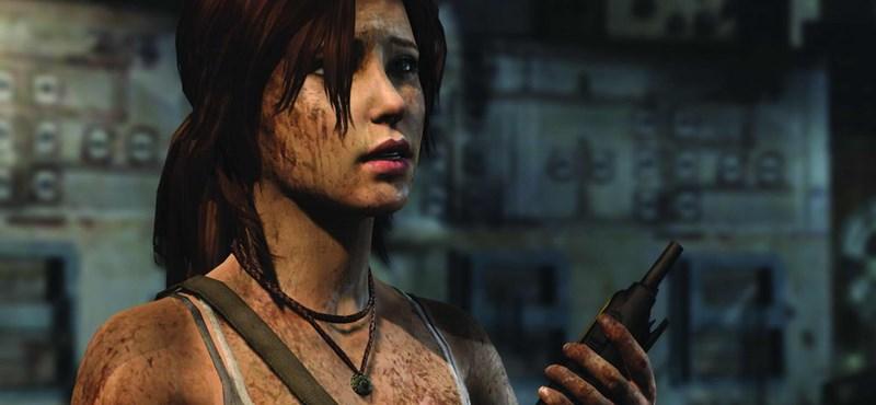 Lara Croft, az emberibb szexszimbólum