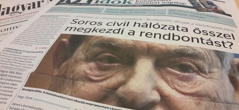 A Mediaworks megveszi a Magyar Időket, felmondások jönnek
