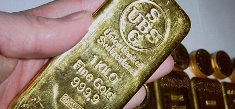 Tudja, melyik országnak van a legnagyobb aranykészlete?