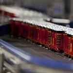 Nagy dobás a Helltől: óránként már 100 000 doboznyit gyártanak