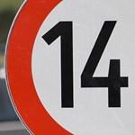 Vasárnaptól vége a 140 km/h-s száguldásnak az osztrákoknál