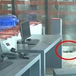 Felrobbant egy akkumulátor az isztambuli reptéren, de semmi pánik, csak ideges volt egy utas
