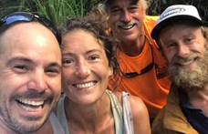 Lepkét is evett a 17 napig őserdőben kóborló hawaii nő