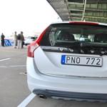 Gyorsteszt: kombi, dízel, elektromos, hibrid és Volvo