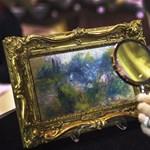 Elloptak egy parányi, de sokat érő Renoir festményt