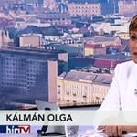 Kálmán Olga: Készülök az esti adásra, sajtóhírektől nem rettenek meg