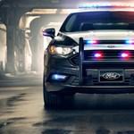 Csendben lopakodó új rendőrautó - hibrid Fordokat kapnak a hatóságok