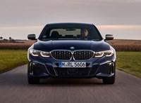 Gázolaj és villany: 340 lóerős dízelhibridként itt a BMW M340d