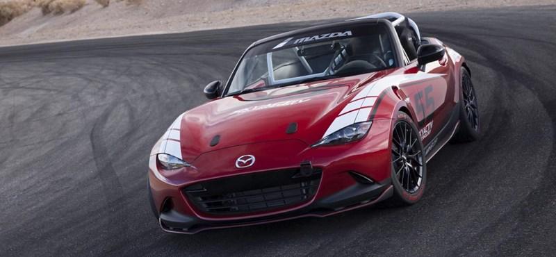 Végre megkapja a Mazda MX-5, amit megérdemel