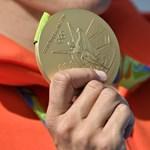 Még az érmeket is elrontották a riói olimpia szervezői