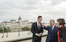 A Gazprom vezérét fogadta Szijjártó Péter Budapesten