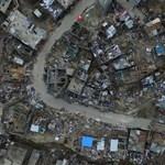 Magyarok is vannak a hurrikán-pusztította Haitin