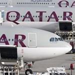 Ilyen egy ötcsillagos légitársaság - nagyítás fotógaléria