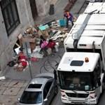 Nyilvánosak lesznek a lomtalanítási időpontok Budapesten