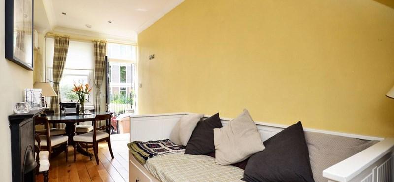 Nem leszünk klausztrofóbiások London legszűkebb házában – fotók