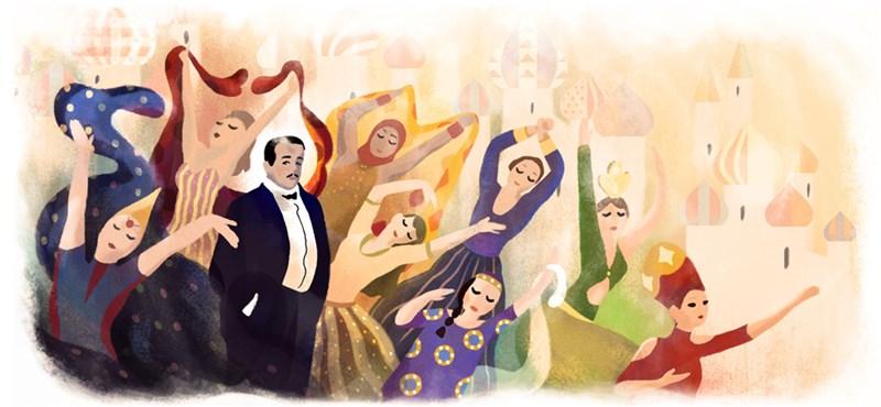 Kik ezek az emberek a Google mai logójában? És ki az a Sergei Diaghilev?