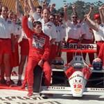 """Alain Prost a HVG-nek: """"A Hungaroringen valahogy mindig el voltam átkozva"""""""