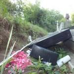 Vádat emeltek a szerb ortodox temetőt megrongáló fiatalok ellen