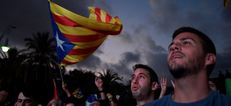 Katalán függetlenség - Brüsszelből