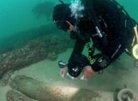 400 éve elsüllyedt hajó roncsait találták meg, régen nem került elő ilyen fontos lelet Portugáliában