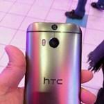 Újra alumínium Androiddal támad a HTC
