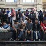 Így kezelik Bécsben a Magyarországról érkező menekülthullámot