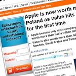 Többet ér az Apple mint Lengyelország - nem, mégsem...
